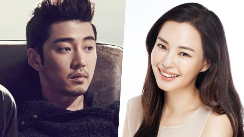 Yoon Kye Sang And Honey Lee To Attend 2017 MAMA In Hong Kong Together
