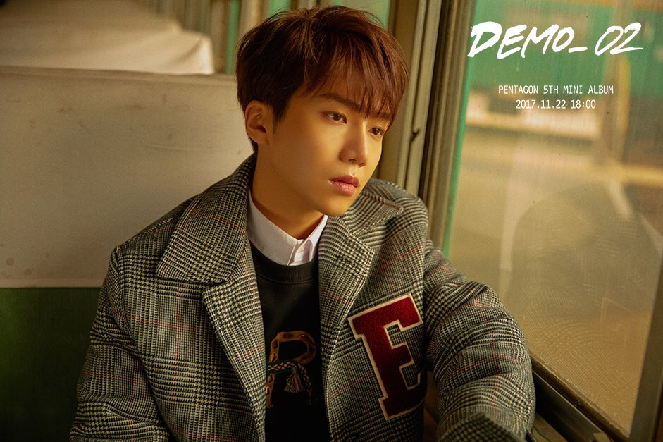 PENTAGON's Jinho To Hold Second Solo Concert Next Year