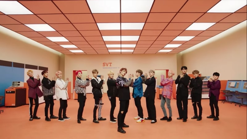 "SEVENTEEN Breaks Personal Record For First Week Of Album Sales With ""TEEN, AGE"""