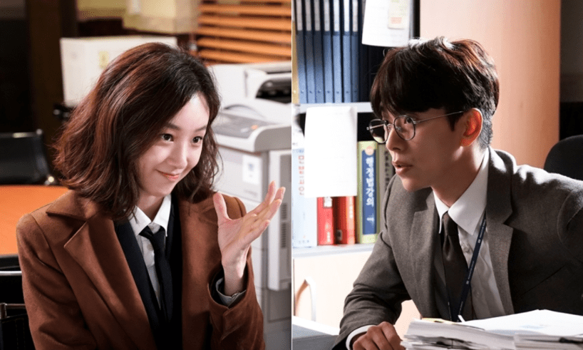 """Witch's Court"" Teases Jung Ryeo Won's Peculiar Return To The Office With New Stills"
