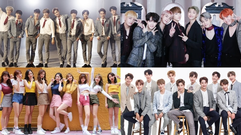 2017 Melon Music Awards Announces Winners For Top 10 Artists