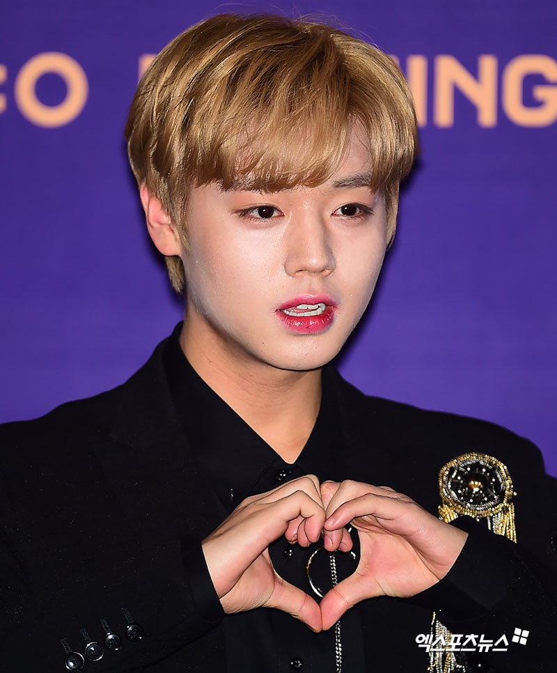 Wanna One's Park Ji Hoon Shares Thoughts On Getting Accepted Into College