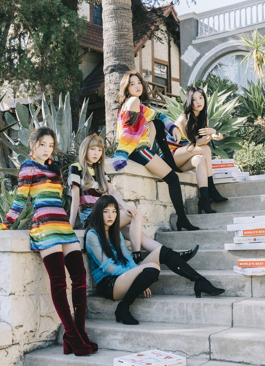 """Update: Red Velvet Shares Preview Of """"Peek-A-Boo"""" Ahead Of Upcoming Comeback"""