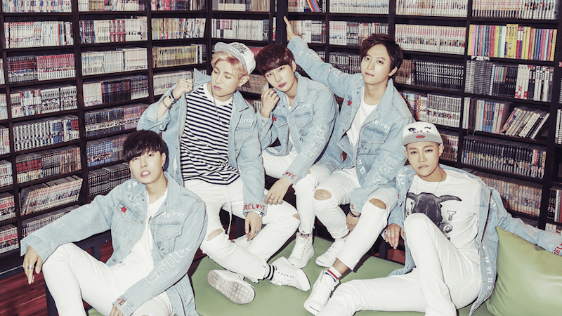Boy Group VX Announces Disbandment