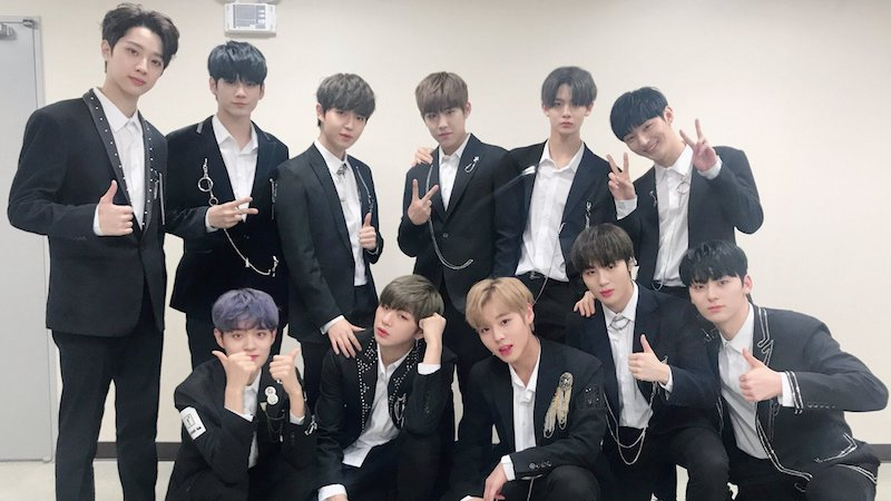 Wanna One Admits To Feeling Pressured By Expectations For New Album