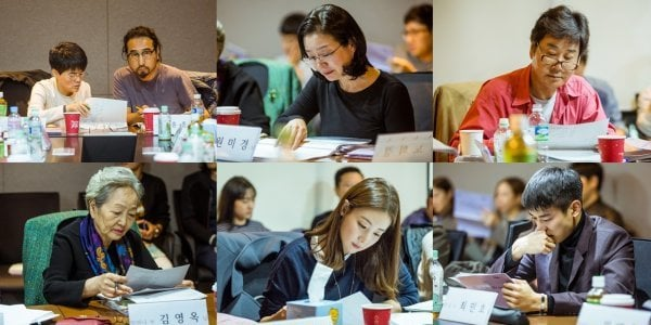 Choi Ji Woo, SHINee's Minho, And Others Shed Tears During Emotional Script Reading For Drama Special