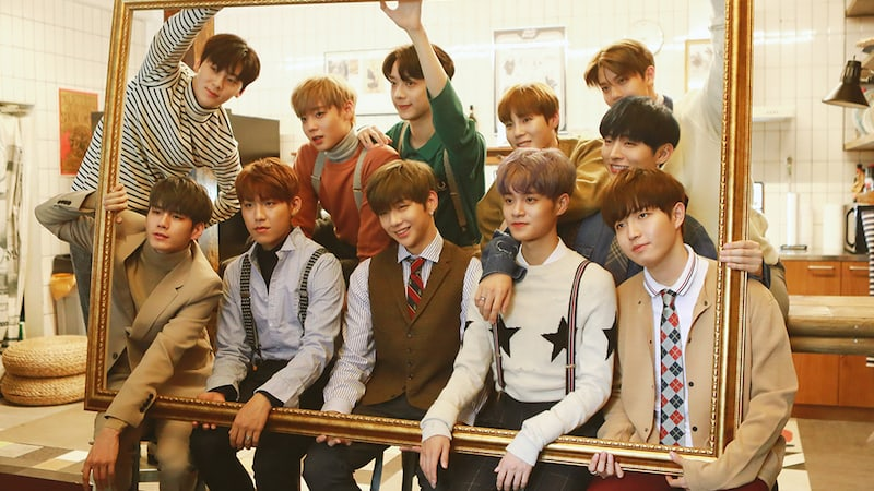 Wanna One To Take Part In Save The Children Campaign