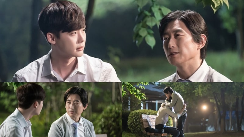 """Lee Jong Suk Discovers Kim Won Hae's Identity In Heartbreaking """"While You Were Sleeping"""" Stills"""
