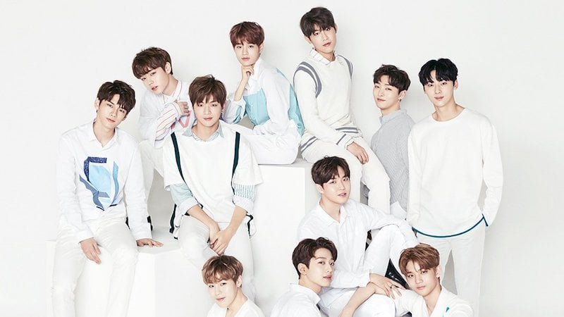 YMC Entertainment Reveals Details On Wanna One's First Payments