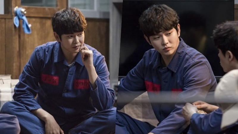 """Yoon Kyun Sang Is A Seasoned Inmate In New Stills For """"Oh, The Mysterious"""""""