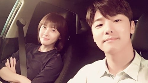 CNBLUE's Kang Min Hyuk Shares What It Was Like To Work With Ha Ji Won