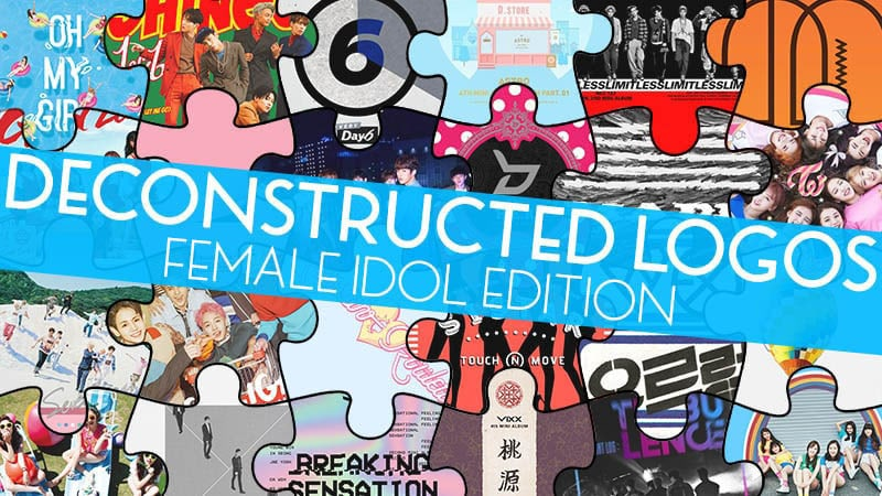 QUIZ: Can You Identify The Deconstructed K-Pop Logos? (Female Idol Edition Round 2)