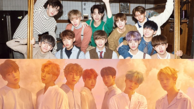 "Choreographer Of Wanna One's ""Beautiful"" Responds To Allegations That He Plagiarized BTS's ""Beautiful"""