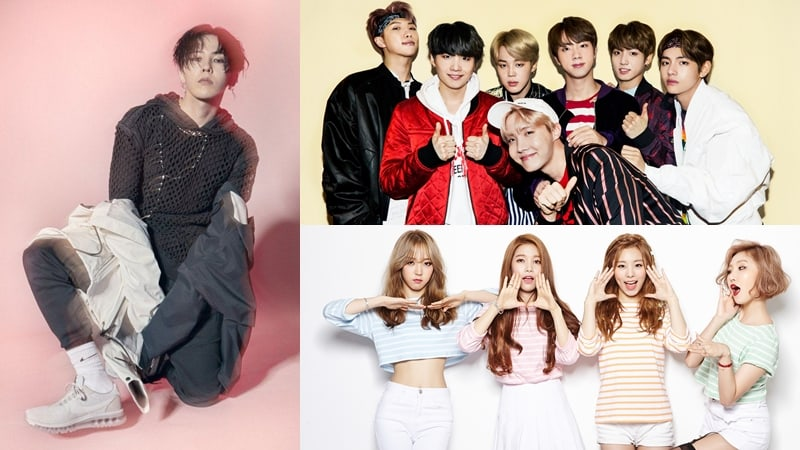 12 Rebel K-Pop Anthems To Feed Your Wild Spirit