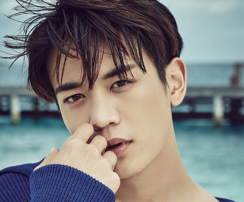 SHINee's Minho Placed On Vogue's List For Sexiest Men Alive