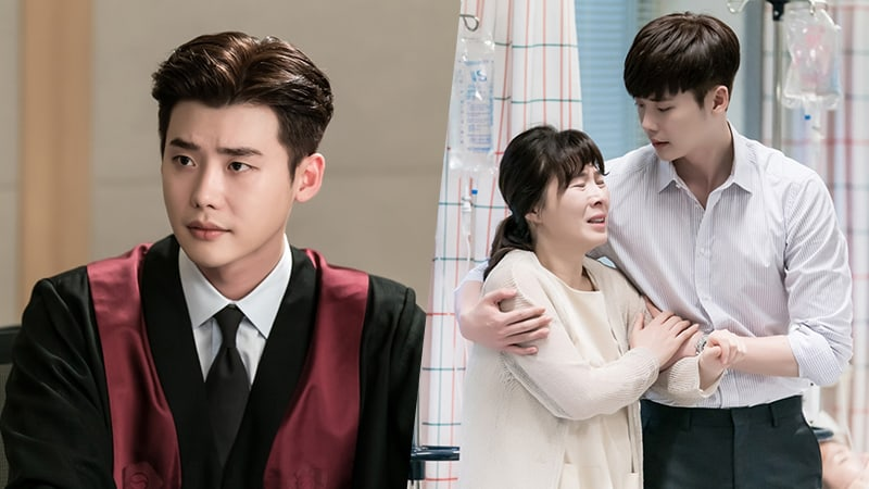 """""""While You Were Sleeping"""" Releases Nerve-Wracking Stills Ahead Of This Week's Finale"""