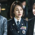 "Jin Goo, Jin Kyung, And Jung Eun Ji Feature In New ""Untouchable"" Stills"