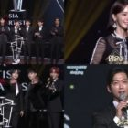 Winners Of The 2017 Asia Artist Awards