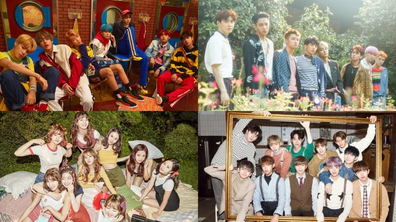 """2017 Show Champion Awards"" Announces Artists With Largest Audience, Most Fan Votes And More"