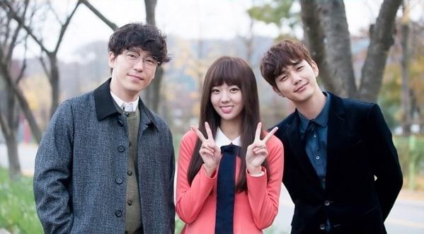 Yoo Seung Ho, Chae Soo Bin, And Uhm Ki Joon Are Happy Viruses On Set Of New Romantic Comedy Drama