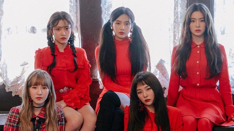 "Red Velvet Tops Chart With ""Peek-A-Boo""; Soompi's K-Pop Music Chart 2017, December Week 3"