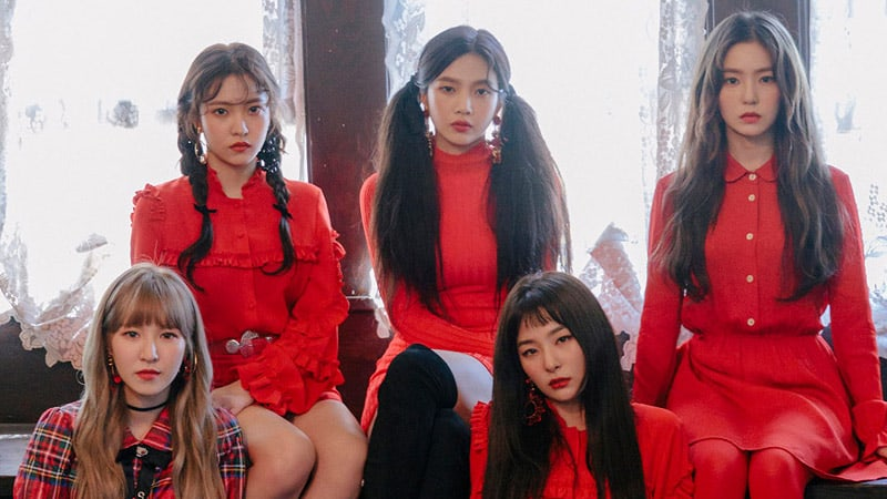 "Red Velvet Tops Chart With ""Peek-A-Boo""; Soompi's K-Pop Music Chart 2017, December Week 3"