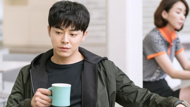 "Jo Jung Suk Transforms Into A Formidable Detective For ""Two Cops"""
