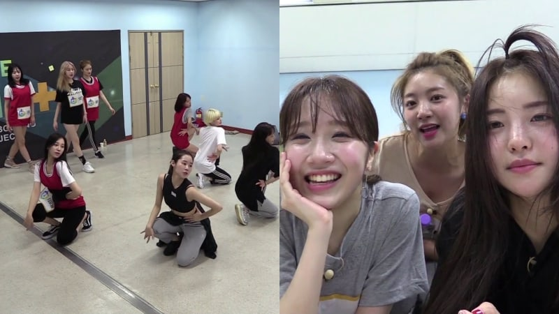 """Watch: """"The Unit"""" Female Contestants Show Off Their Moves And Have Some Fun In Dance Practice Videos"""