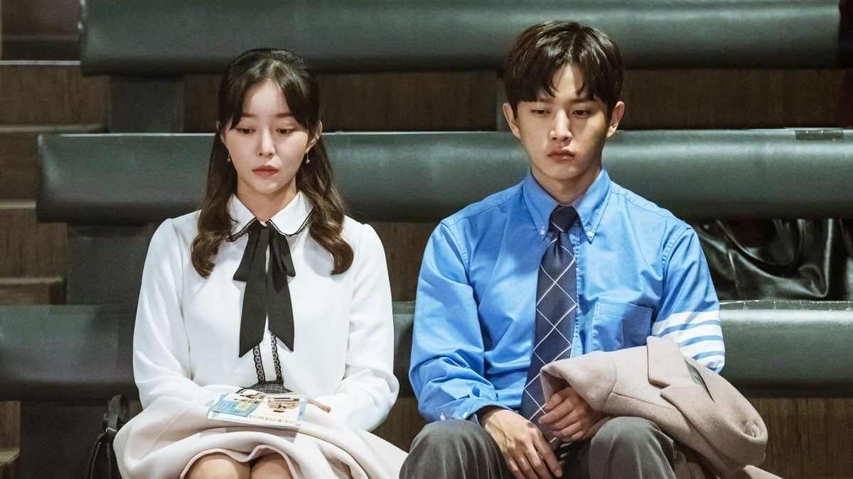 """Kim Min Suk And Kim Ga Eun's Romance Faces Turbulence Ahead In """"Because This Is My First Life"""""""