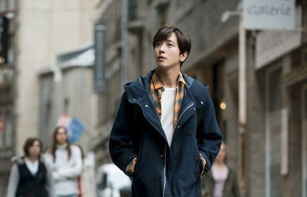 """CNBLUE's Jung Yong Hwa Opens Up About Kiss Scene With Lee Yeon Hee In """"The Package"""""""