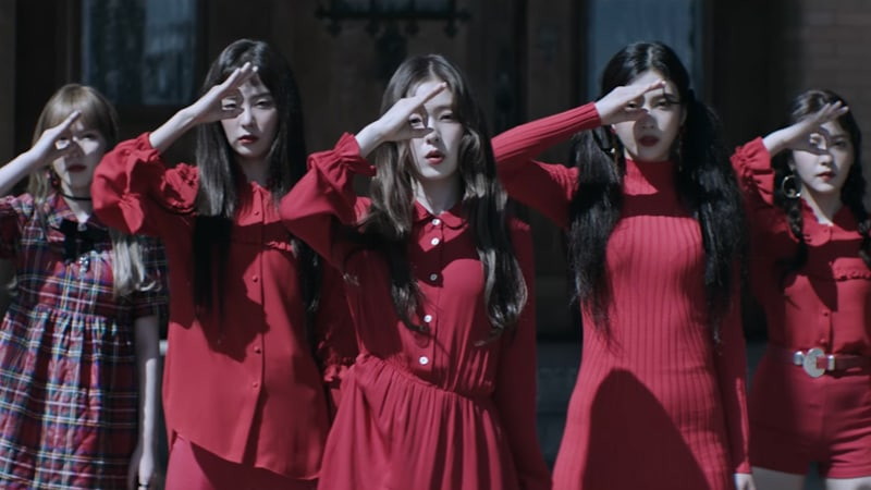 "5 Things We Loved About Red Velvet's ""Peek-A-Boo"" MV"