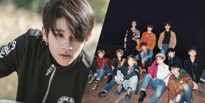 Samuel Talks About Promoting At The Same Time As Wanna One