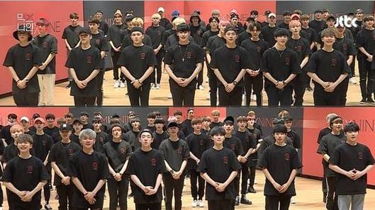 """Watch: Male Contestants Of """"MIXNINE"""" Play Hard And Practice Even Harder In New Making Film"""