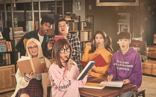 tvN's Upcoming English Learning Variety Show Releases Poster And Details