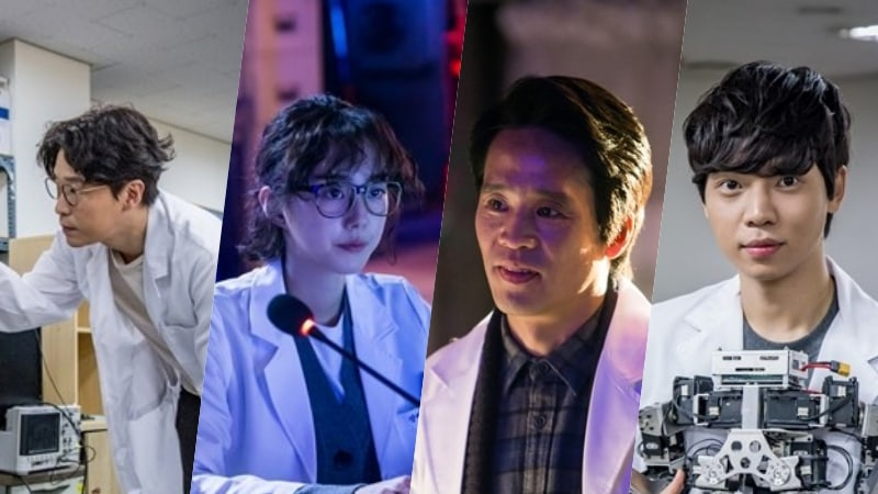 """""""I Am Not A Robot"""" Shares 4 Characters From The Research Team To Keep An Eye Out For"""