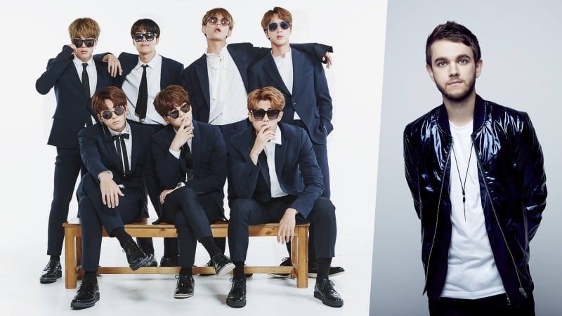 BTS And Zedd Share Hopes Of Possible Collaboration Together
