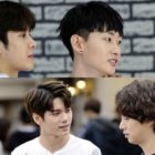 "Members Of Super Junior, Wanna One, And GOT7 Go Head-To-Head Against Each Other In New ""Master Key"" Stills"