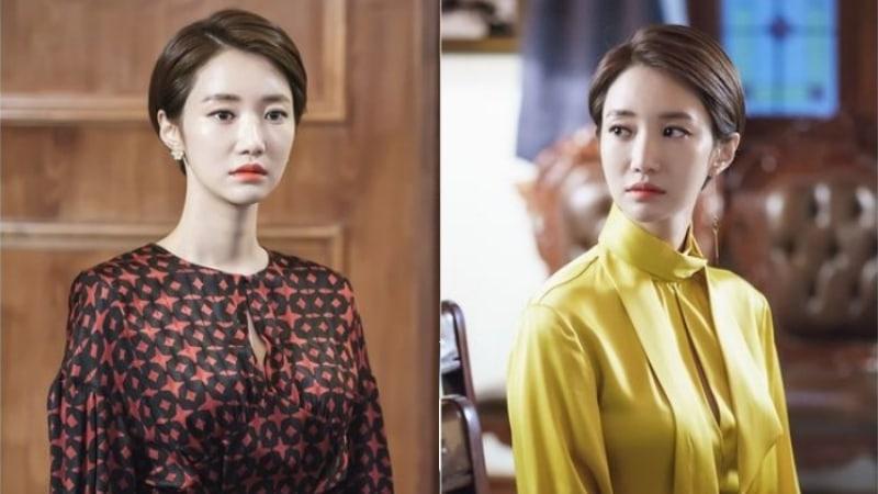 "Go Jun Hee's Fashion Impresses In New ""Untouchable"" Stills"