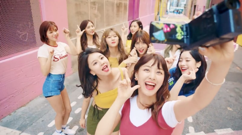 TWICE Talks About Promoting First Studio Album And How They Feel Like Family