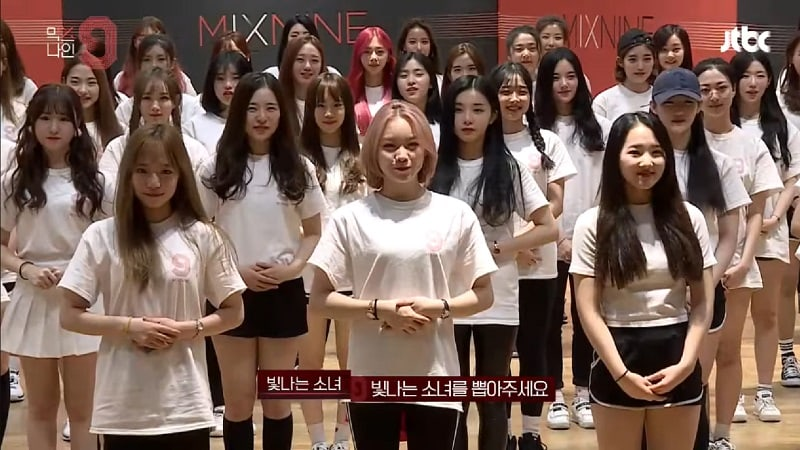 """Watch: Female Contestants Of """"MIXNINE"""" Are Playful And Friendly In New Making Film"""