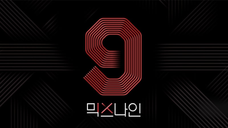 "Current Top 9 Male And Female Contestants On ""MIXNINE"""