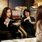 """""""Witch's Court"""" Girl Power Trio Gather For A Strategy Meeting In New Stills"""