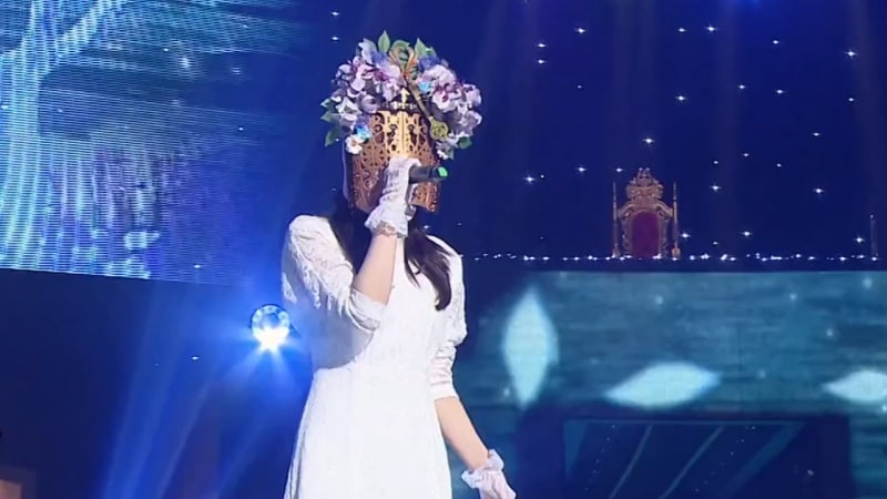 "Popular Actress Wows The Audience On ""King Of Masked Singer"""