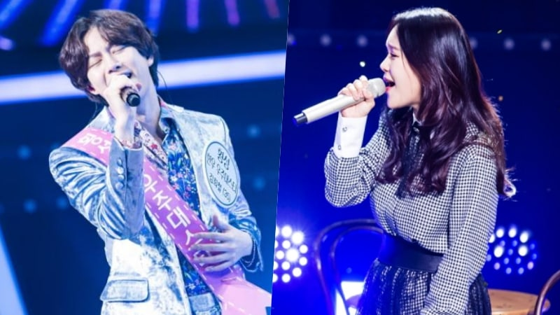"Watch: Kim Heechul Really Wants(?) To Become Baek Ji Young's Partner On ""Fantastic Duo 2"""