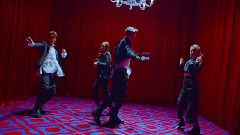"""Update: KARD Previews """"You In Me"""" Choreography In New Teaser Clip"""