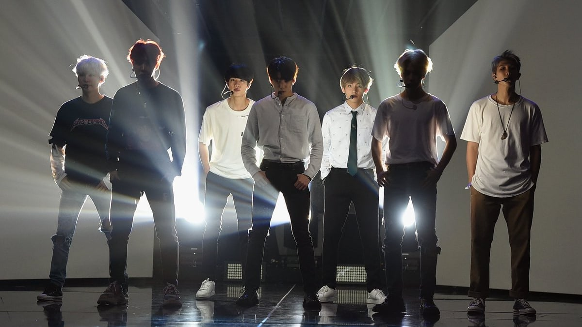 Watch: BTS Praised For Respectful And Professional Manner At AMAs Rehearsals