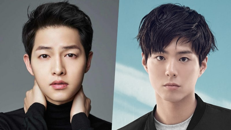 Song Joong Ki And Park Bo Gum Confirmed As Hosts For 2017 MAMA