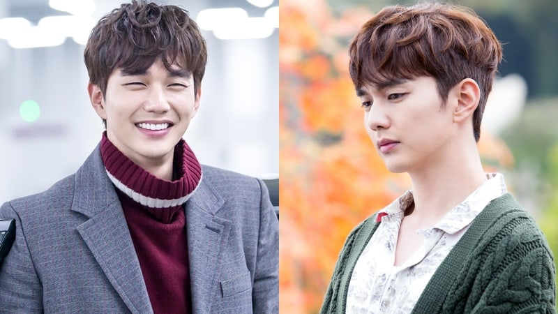 """Yoo Seung Ho Is Ready To Steal Hearts In New Stills For Romantic Comedy """"I Am Not A Robot"""""""
