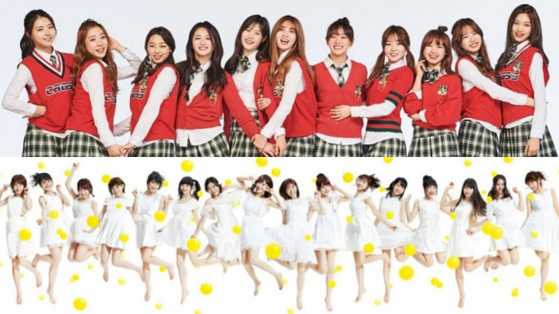 I.O.I And AKB48 To Collaborate For Special Performance At 2017 MAMA