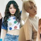"Eric Nam, Chungha, SEVENTEEN's Seungkwan, And LABOUM's Solbin To Join Next ""Master Key"" Lineup"